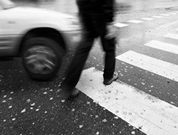 Lesiones de Peatones